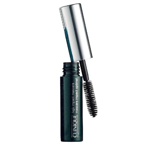 91d1090c53b Clinique Makeup | High Impact Mascara Travel Size | Poshmark
